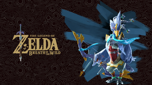 Revali The Legend Of Zelda The Legend Of Zelda Breath Of The Wild 1920x1080 Wallpaper