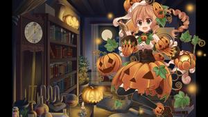 Anime Anime Girls Halloween Costumes 1920x1271 Wallpaper