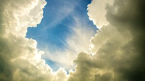 Cloud Sky White 4207x2805 Wallpaper
