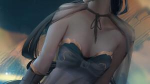 Artwork Fantasy Art Fantasy Girl Elf Ears Women Trungbui 1875x2288 Wallpaper
