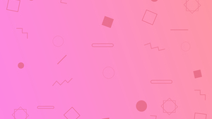 Geometry Pink Shapes 3000x2000 Wallpaper