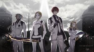 Anime Pixiv Fantasia 1500x890 wallpaper