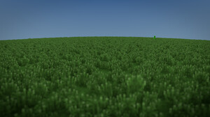 Creeper Minecraft Grass Green Minecraft Mojang Video Game 2880x1620 Wallpaper