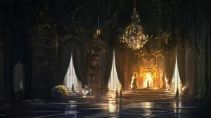 Fantasy Castle 1920x960 wallpaper