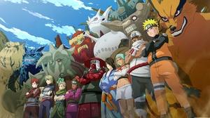 Gaara Naruto Gyuki Naruto Han Naruto Isobu Naruto Jinch Riki Naruto Killer Bee Naruto Kokuo Naruto K 5120x2880 Wallpaper
