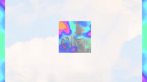EDM Artwork Digital Trippy 1920x1080 Wallpaper