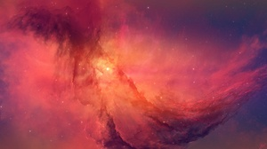 Nebula Space Stars 2560x1440 Wallpaper