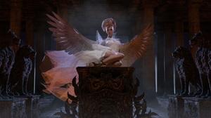 Fantasy Angel 1920x1118 wallpaper