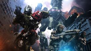 Robot Soldier Warrior 3840x2160 Wallpaper