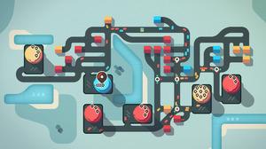 Video Game Mini Motorways 3840x2160 Wallpaper