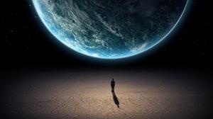 Sci Fi Planet 1920x1200 Wallpaper