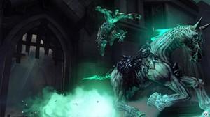 Darksiders Death Grim Reaper Game Warrior 2520x1418 Wallpaper