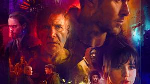 Ana De Armas Harrison Ford Jared Leto Lennie James Mackenzie Davis Officer K Blade Runner 2049 Rick  2560x1600 Wallpaper