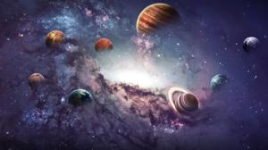 Space Planet 1893x846 Wallpaper