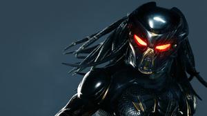 Alien Predator Sci Fi The Predator Movie 3840x2160 Wallpaper