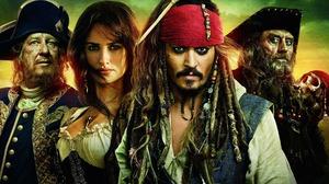 Angelica Teach Blackbeard Pirates Of The Caribbean Geoffrey Rush Hector Barbossa Ian Mcshane Jack Sp 2560x1600 Wallpaper