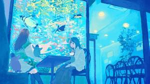 Anime Anime Girls 1980x1080 Wallpaper