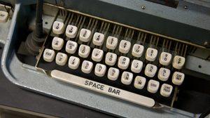 Man Made Typewriter 2560x1600 Wallpaper