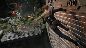 Cal Kestis Star Wars Star Wars Jedi Fallen Order Stormtrooper 2560x1440 wallpaper