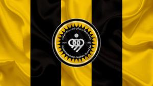 Emblem Logo Sepahan S C Soccer 3840x2400 Wallpaper