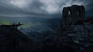 Battlefield 1 Destruction Scenery 2560x1440 Wallpaper