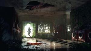 Sci Fi Post Apocalyptic 2160x1214 Wallpaper