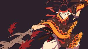 Kimetsu No Yaiba Warrior Vector Man Tanjiro Kamado 1920x1080 Wallpaper