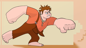 Ralph Wreck It Ralph Wreck It Ralph 4739x2457 Wallpaper