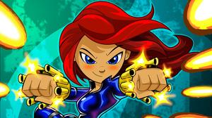 Black Widow Blue Eyes Marvel Comics Red Hair 3840x2160 wallpaper