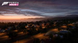 Bay Forza Horizon 3 Sunset 3840x2160 Wallpaper