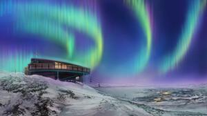 Aurora Borealis 1920x1080 Wallpaper