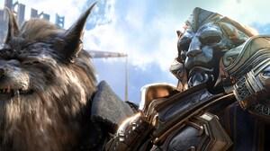 Anduin Wrynn Video Games World Of Warcraft World Of Warcraft Battle For Azeroth 3840x1600 Wallpaper