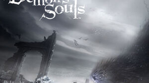 Video Game Demon 039 S Souls 1280x1006 wallpaper