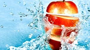 Food Apple 2560x1600 Wallpaper