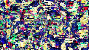 Brightness Abstract Digital Art Trippy Psychedelic 2560x1440 Wallpaper