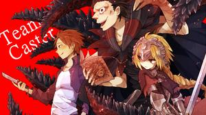 Caster Fate Zero Fate Zero Jeanne D 039 Arc Fate Series Ruler Fate Apocrypha Ruler Fate Grand Order  1920x1227 Wallpaper