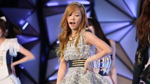 SNSD Taeyeon Kim Taeyeon SNSD Singer K Pop Asian Korean Women Blond Hair 3840x2160 Wallpaper