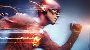 Movie The Flash 2014 Grant Gustin Barry Allen Flash 2880x1800 Wallpaper