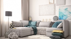 Furniture Living Room Pillow Sofa 2000x1333 Wallpaper
