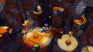 Video Game A Hat In Time 2048x1024 Wallpaper