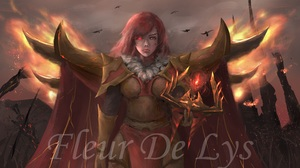 Legion Commander Dota 2 4600x2900 wallpaper