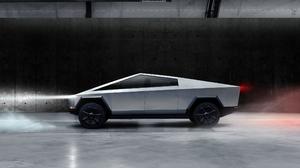 Vehicles Tesla Cybertruck 2160x1440 Wallpaper