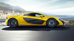 Car Mclaren Mclaren P1 Sport Car Supercar Vehicle Yellow Car 8176x6132 wallpaper