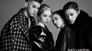 K A R D K Pop Matthew Kim Somin J Seph Jiwoo Women Men Monochrome Asian Music Men Indoors Two Women  1800x1200 Wallpaper