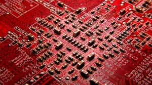 Hardware Red Circuit Boards PCB Resistor 1920x1080 wallpaper