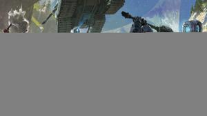 Video Game Halo 2559x1569 Wallpaper