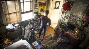 The Amazing Spider Man 2 Spider Man 2880x1800 Wallpaper