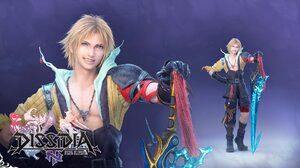 Dissidia Final Fantasy Sword Man Smile Tidus Final Fantasy 1920x1080 Wallpaper