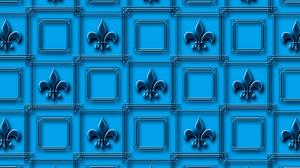 Fleur De Lis Blue 1920x1080 wallpaper