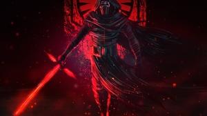 Kylo Ren Lightsaber Star Wars 1920x1280 wallpaper